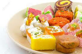 Prabhu Indian Sweets Mix Burfi