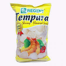 Regent Tempura Shrimp Flavoured Snack 100gm