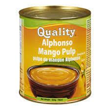 Quality Mangho Pulp