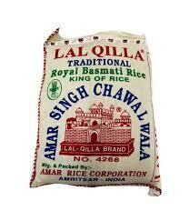 ROYAL QILLA- BASMATI RICE 40LBS