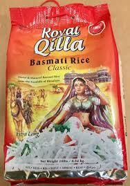 ROYAL QILLA BASMATI RICE CLASSIC 10LB