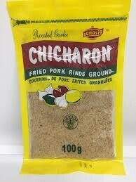 Sunasia Chicharon Fried Pork Rinds Ground 100gm