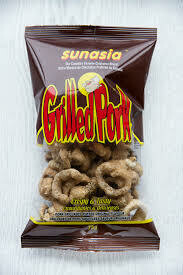 Sunasia  Grilled Pork 75gm