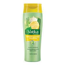 Vatika Lemon Shampoo Refreshing
