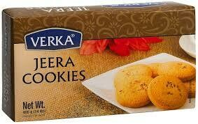 VERKA CAROM COOKIES 400GM