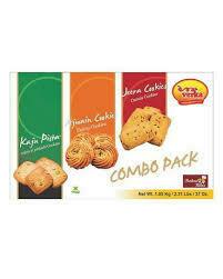 Verka Combo Cookies