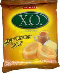 X.O Butter Caramel Candy 175gm