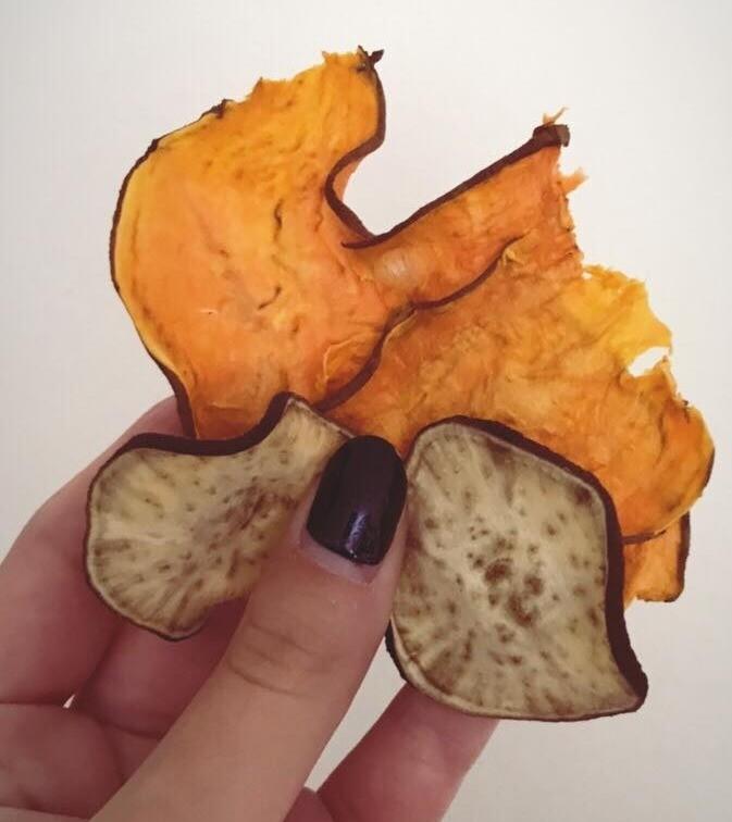 Sweet Potato Jerky