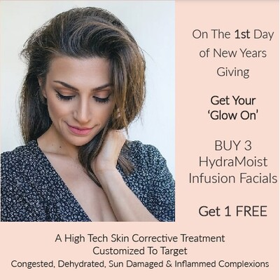 (a) HydraMoist Infusion Facial X 3 or Multiples