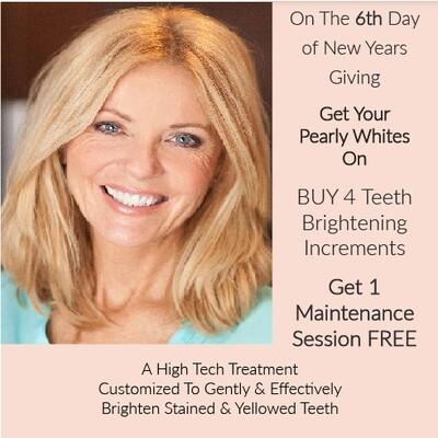 (f) Teeth Brightening X 4 or Multiples