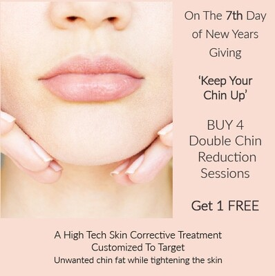 (g) Double Chin Reduction X 4 or Multiples