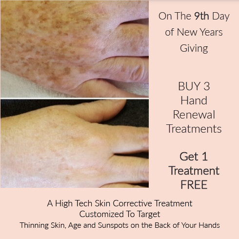 (i) Hand Renewal Treatment X 3 or Multiples