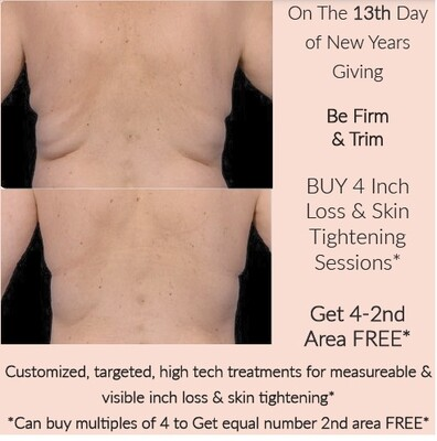 (m) Inch Loss/Skin Tightening X 4 or Multiples