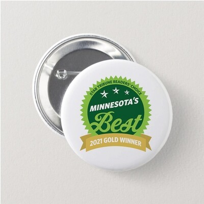 Round Buttons (Packs of 10)