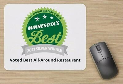 Minnesota's Best Mouse Pad