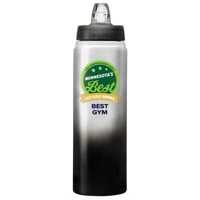 25 oz. Water Bottle with Flip Top