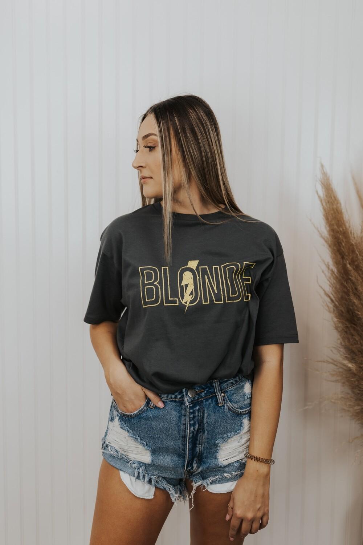 Blonde Graphic Tee