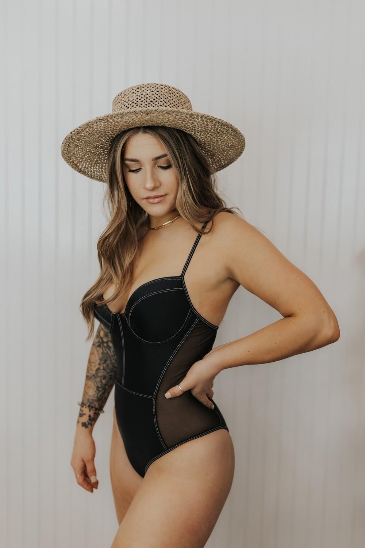 Audrey One Piece Swimsuit