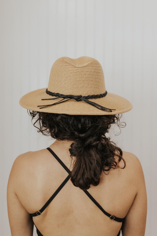 Hermosa Dark Tan Hat