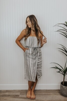 Kate Dress - Grey