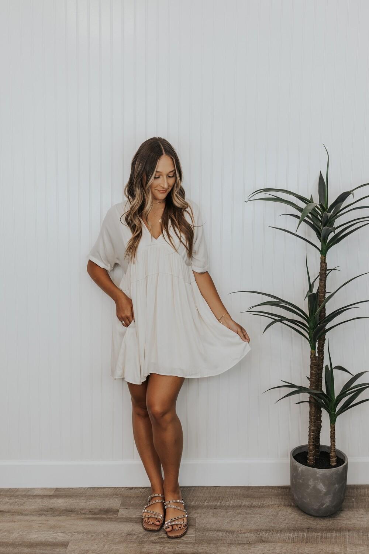 Missy Dress - Oatmeal