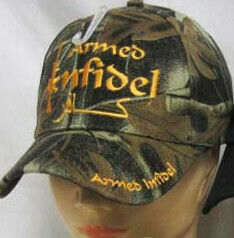 Armed Infidel Hat