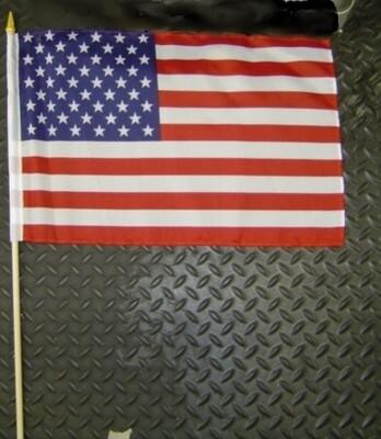 United States Gravesite Stick Flag