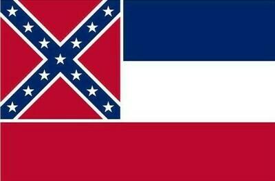 State of Mississippi Flag