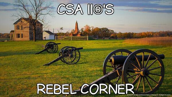 CSA II®'s Rebel Corner