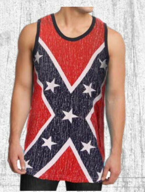 Confederate Men's Tank Top