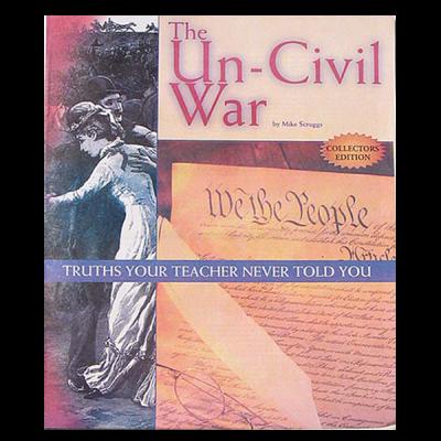 The Un-Civil War Book