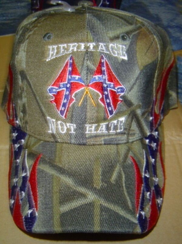 Heritage ~ Not Hate Cap - Version 2