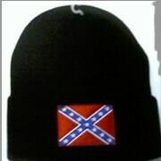 Battle Flag Beanie Cap
