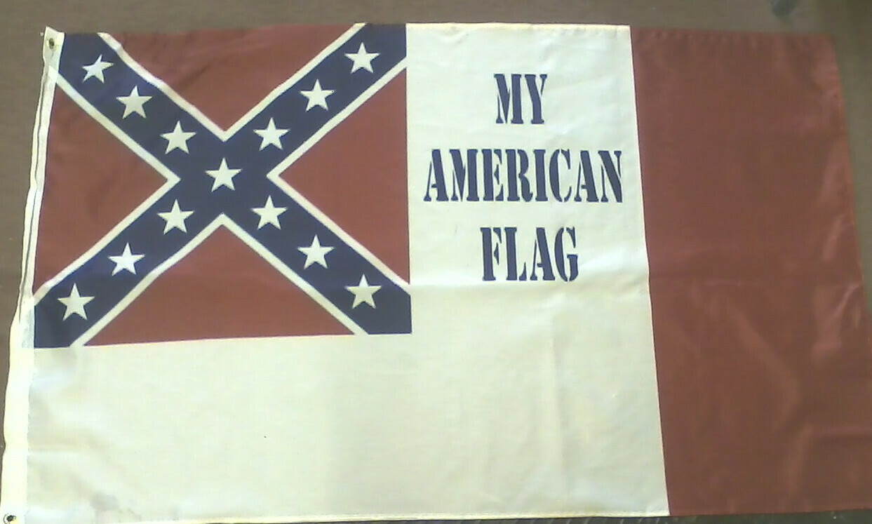 3rd National Flag - My American Flag