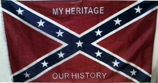 My Heritage, Our History Flag