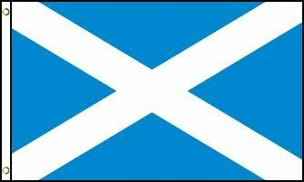 St. Andrews Cross Flag