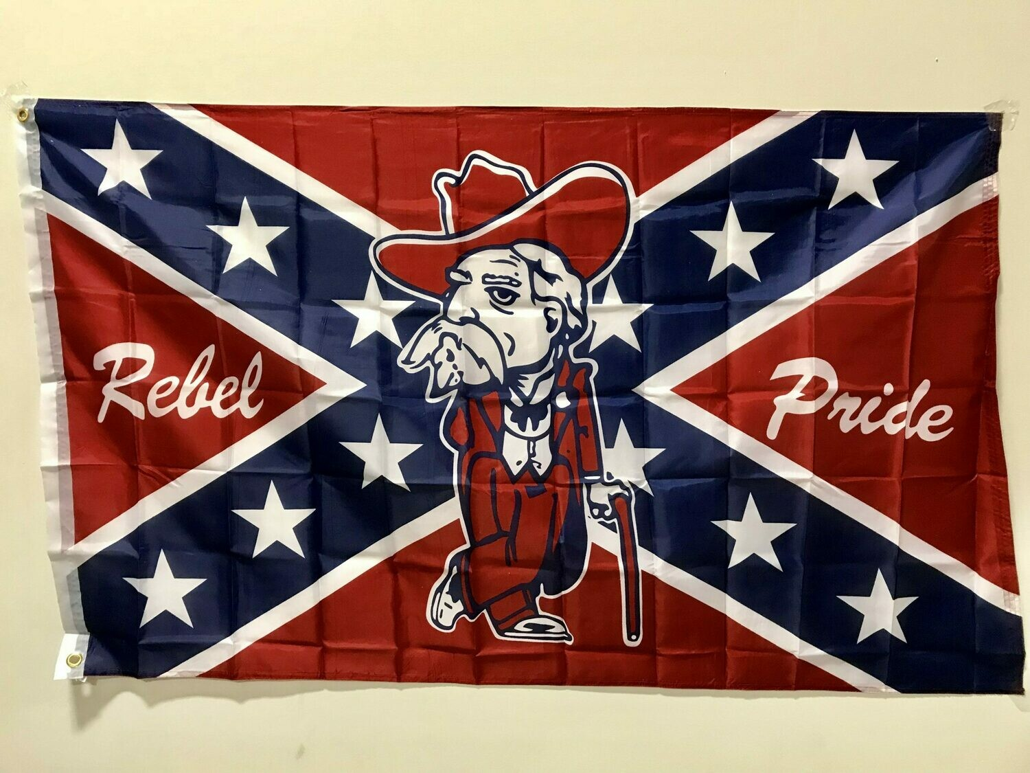 Rebel Pride W/ Old Colonel
