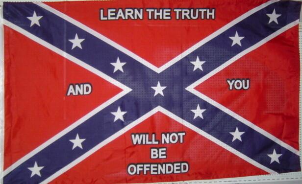 Learn The Truth Flag