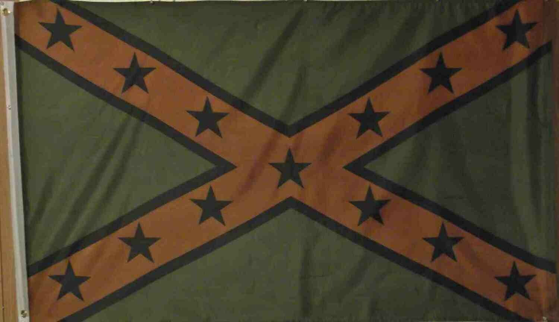 Battle Flag - Camo