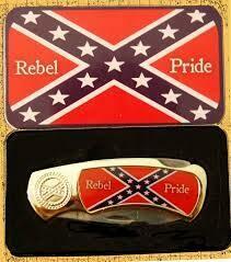 Rebel Pride Pocket Knife