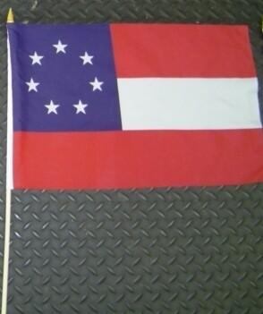 1st National Gravesite Stick Flag
