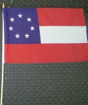 1st National Gravesite Stick Flag