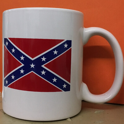 Battle Flag Coffee Mug