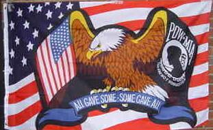 All Gave Some Eagle Flag