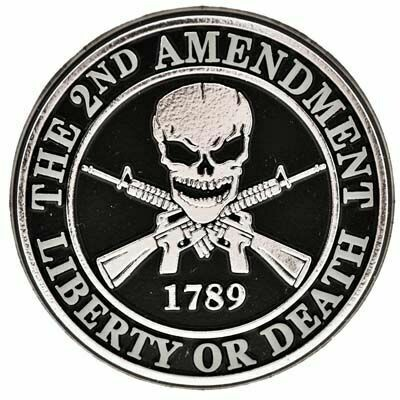 Liberty Or Death Magnet