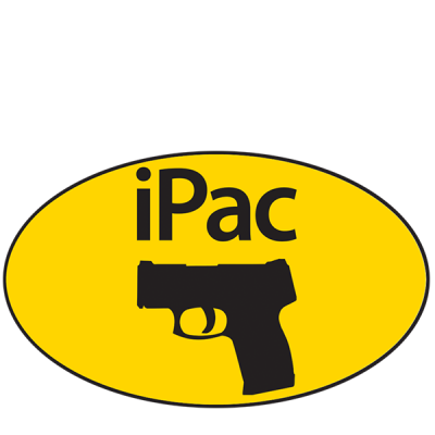 I Pac Oval Sticker by Dixie Outfitters®