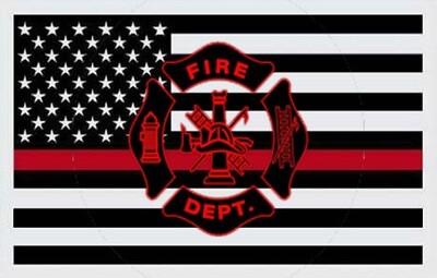 American Red Lives Matter Flag v2
