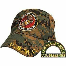 United States Marine Hat - Marine Seal