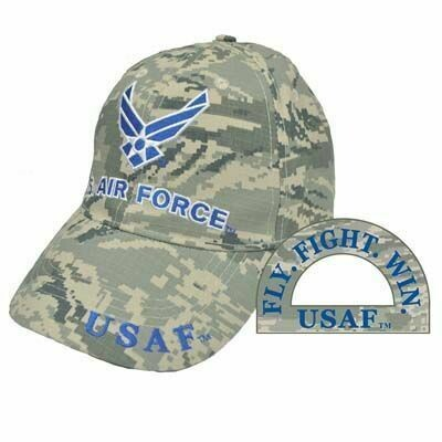 United States Air Force Hat v2