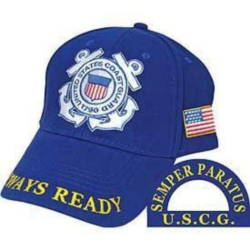 United States Coast Guard Hat v2